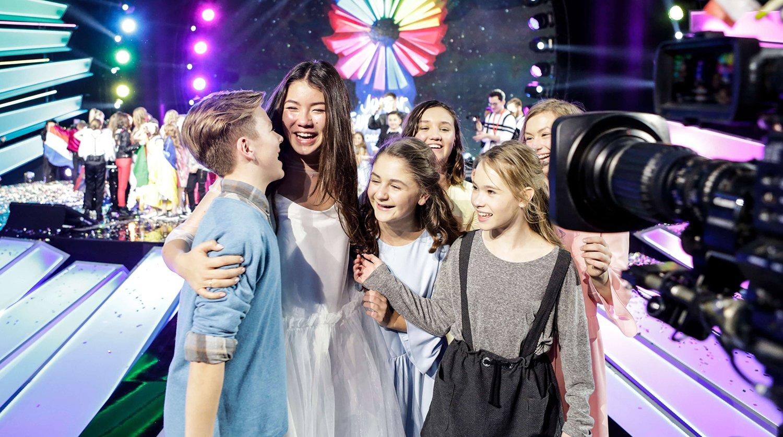 ВУкраинском государстве выдумали способ отправить детей наЕвровидение