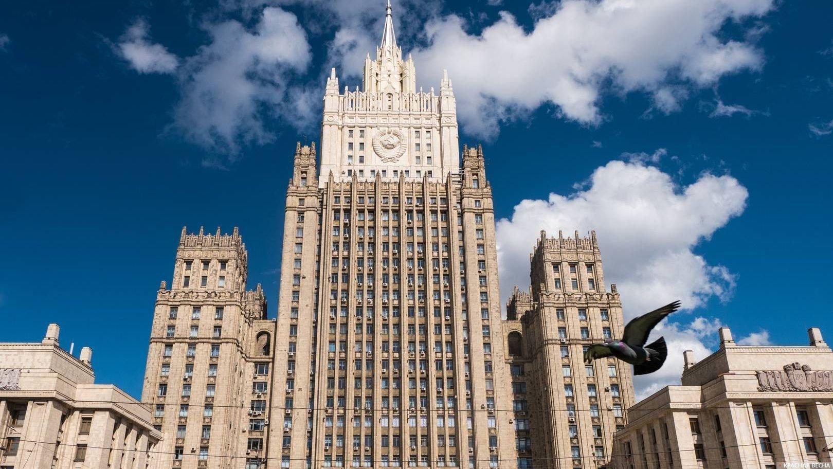 МИДу РФ ничего неизвестно о русской шпионке вамериканском посольстве