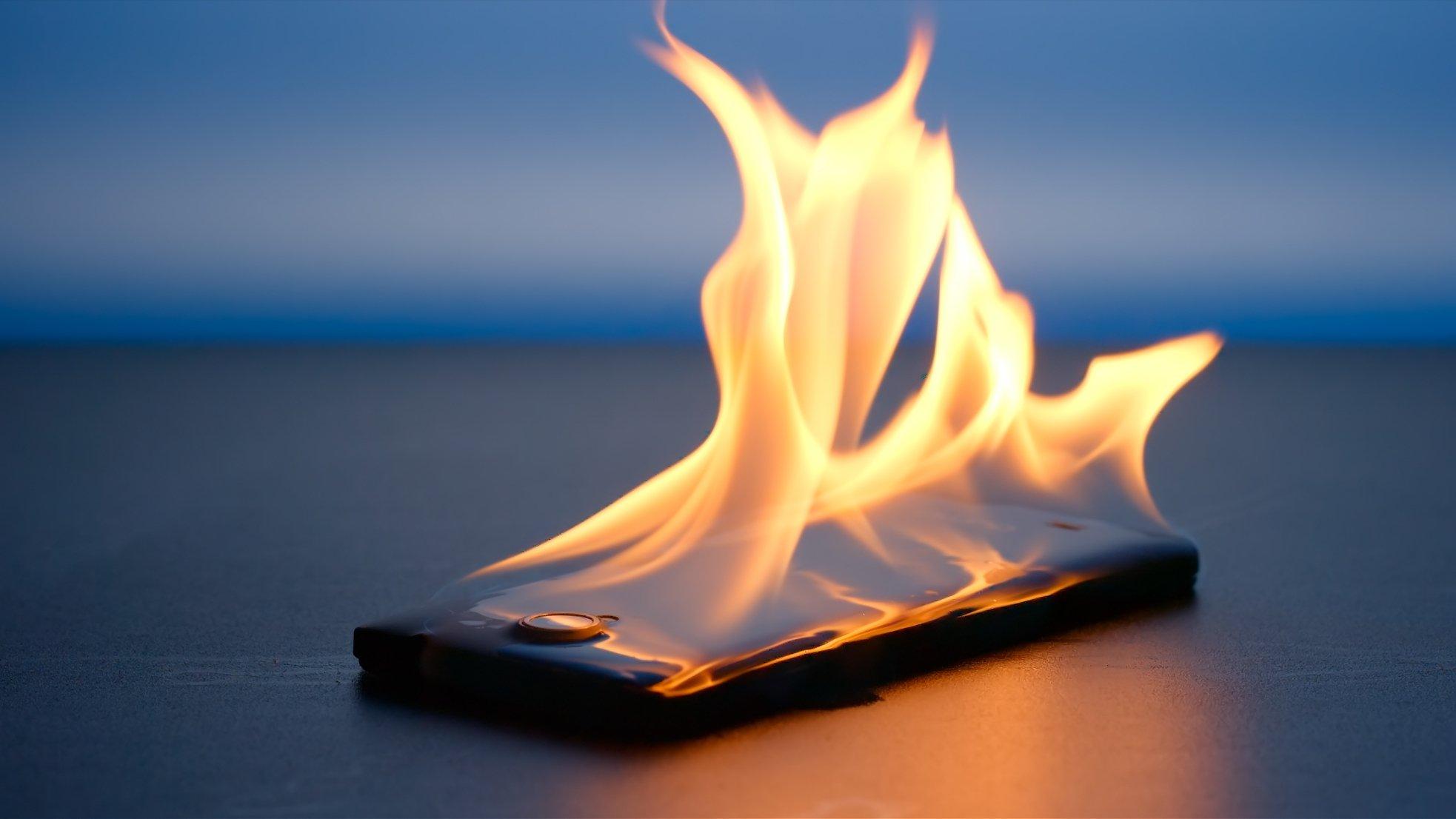 Эксперты рассказали, как избежать перегрева смартфона