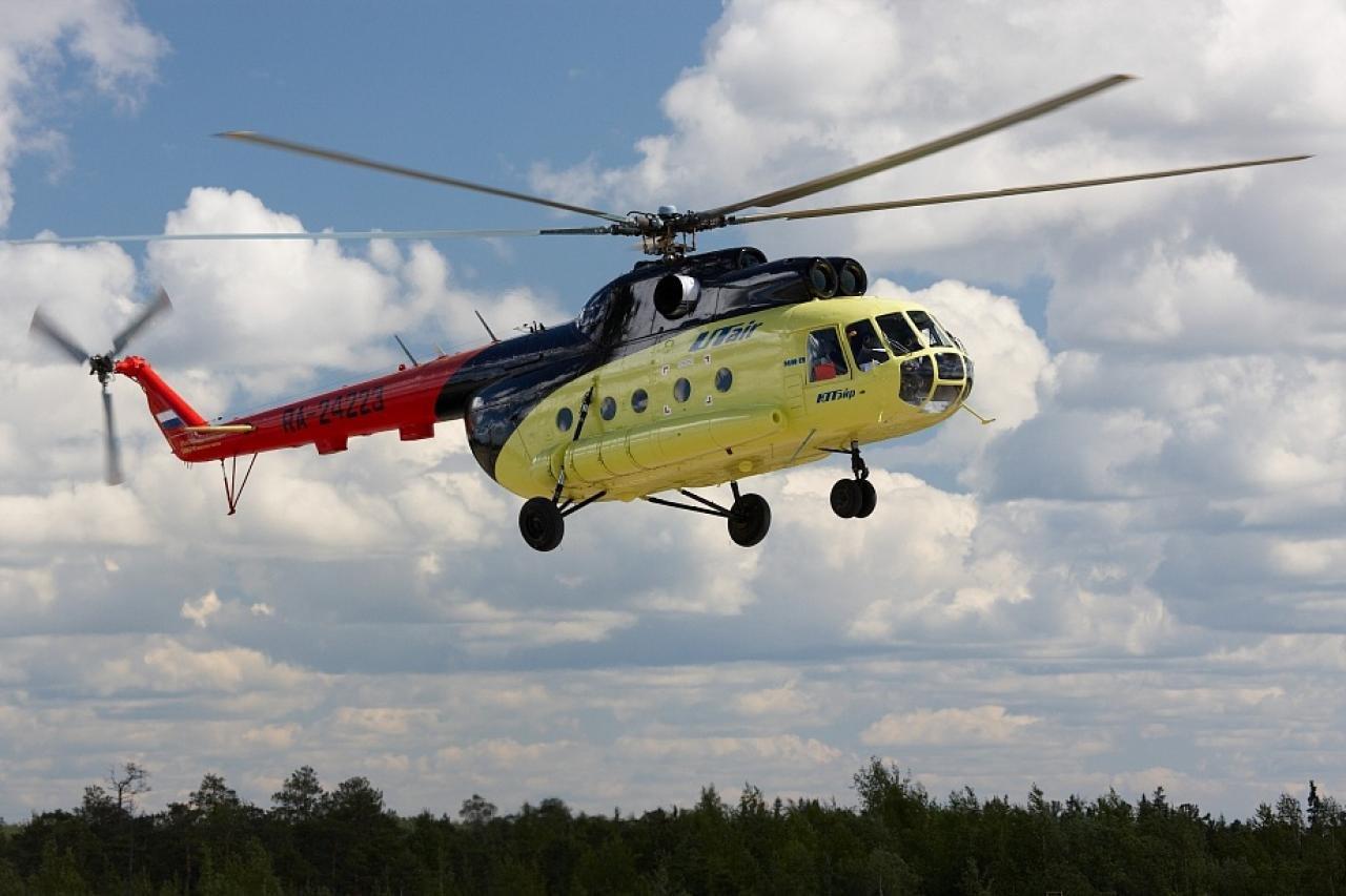 «Роснефть» назвала необъяснимыми действия экипажа потерпевшего крушение Ми-8