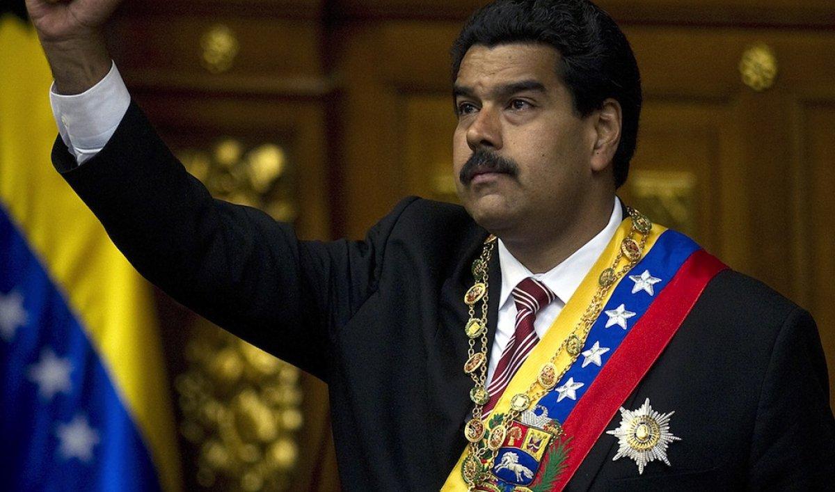 Власти Венесуэлы поведали опокушении наМадуро— Дроны ивзрывчатка