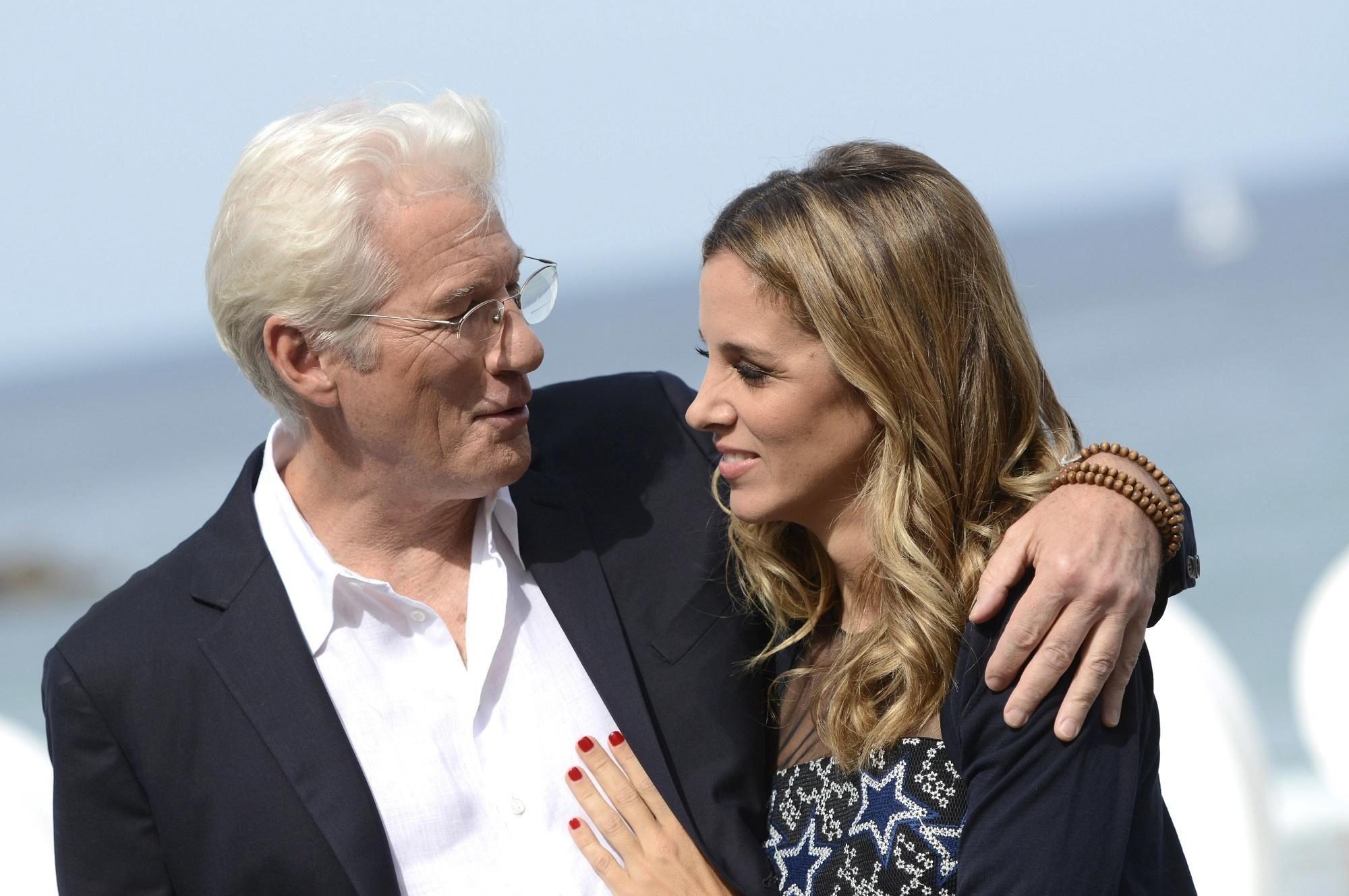 Ричард Гир будет отцом во 2-ой раз в69 лет