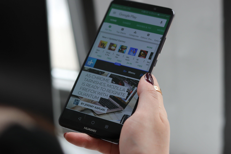 Разделить экран на Android 9 0 Pie стало в два раза труднее