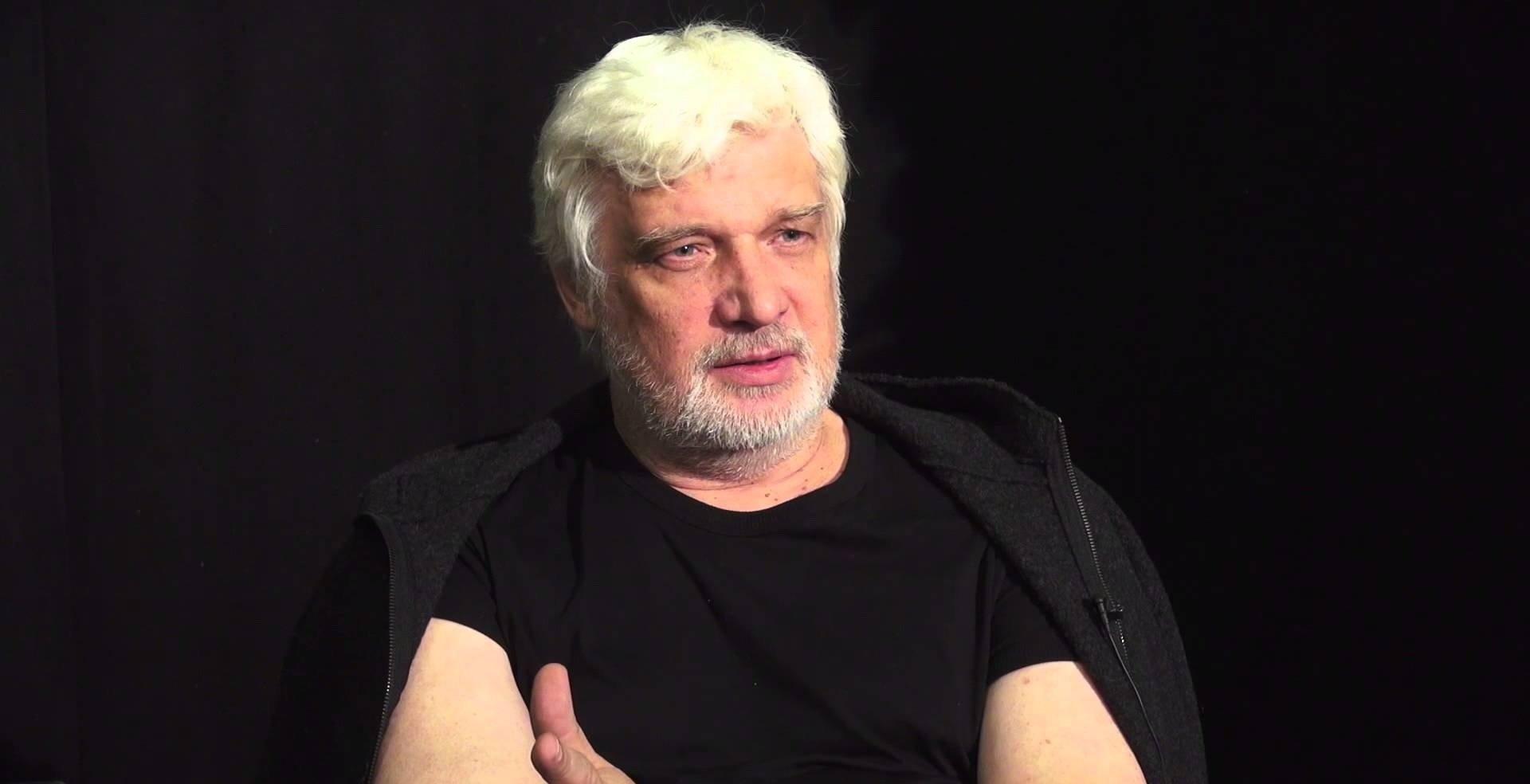 Скончался  артист  и кинорежиссер  Дмитрий Брусникин