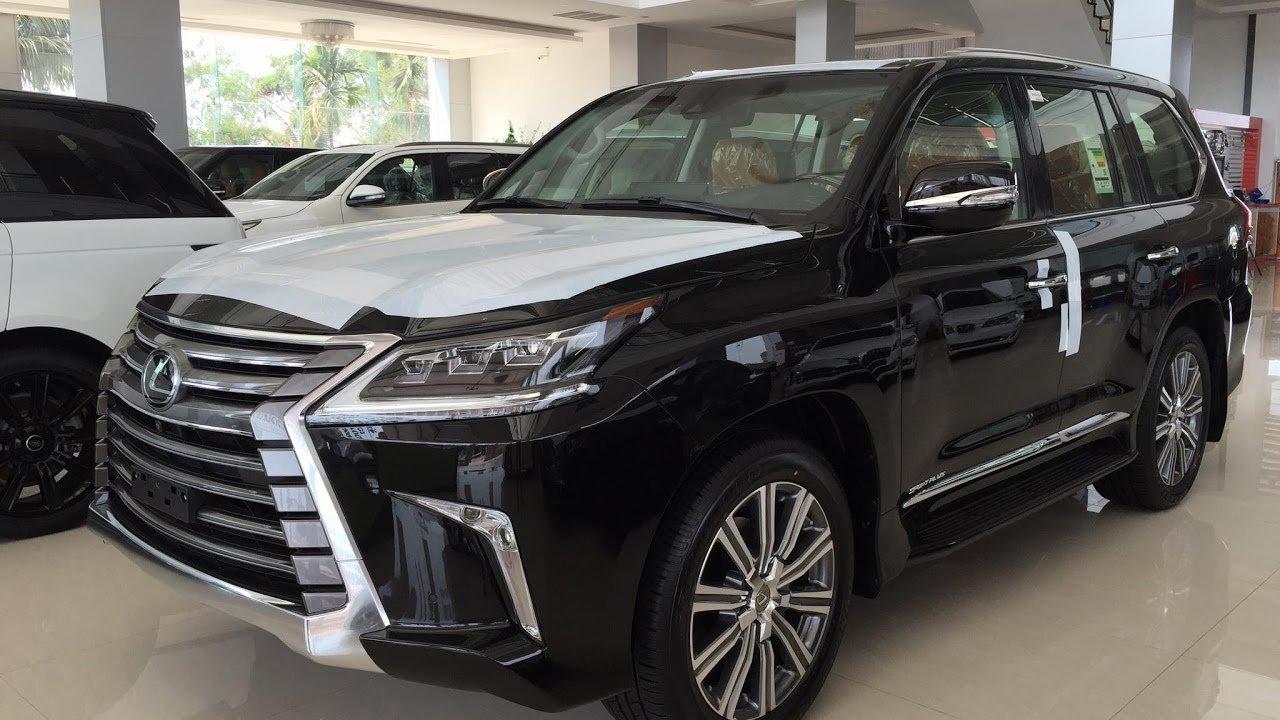 Вседорожный автомобиль Лексус LXподорожал в Российской Федерации от13 до76 тыс. руб.