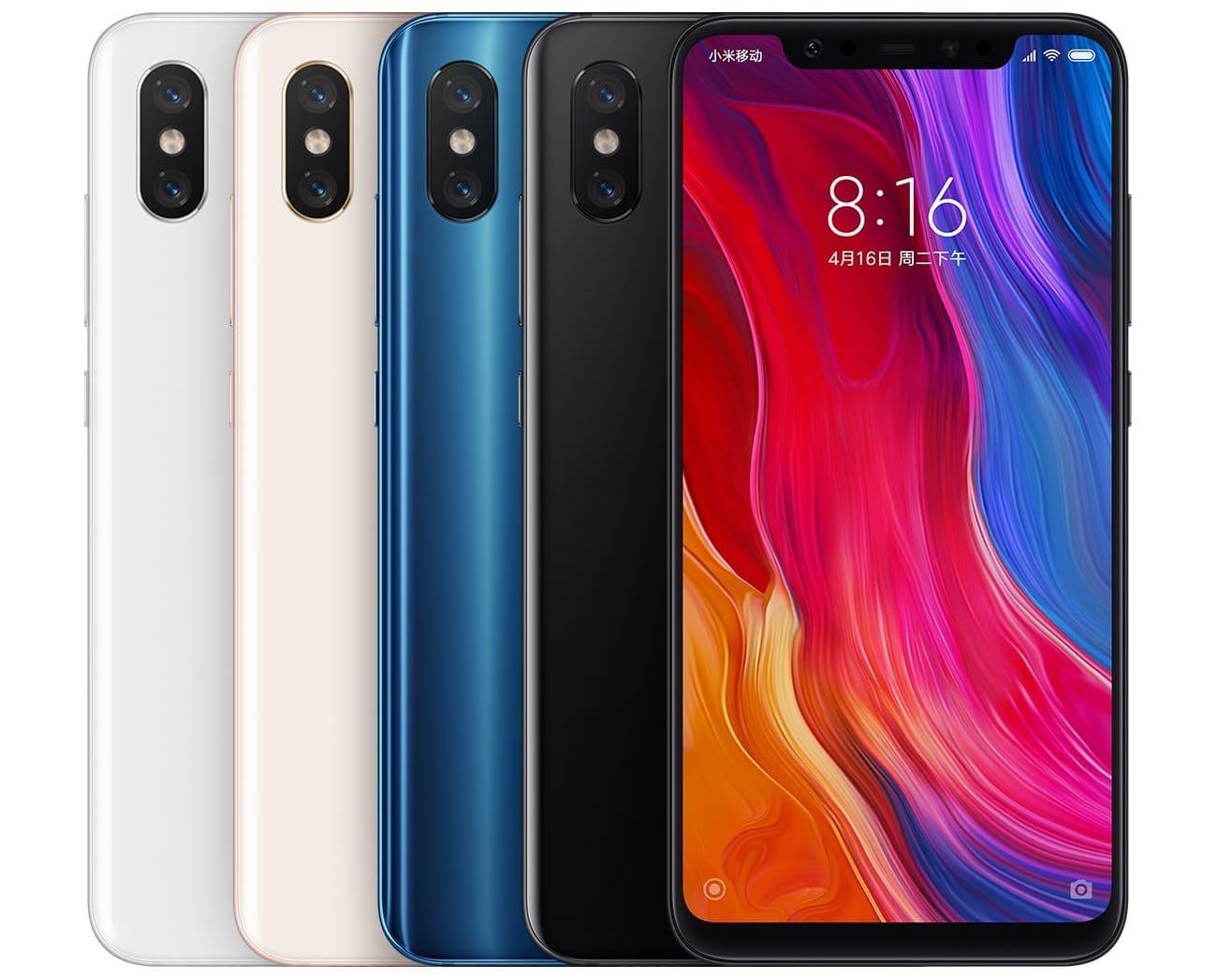 Xiaomi Pocophone F1 получит три модификации и 4 раскраски