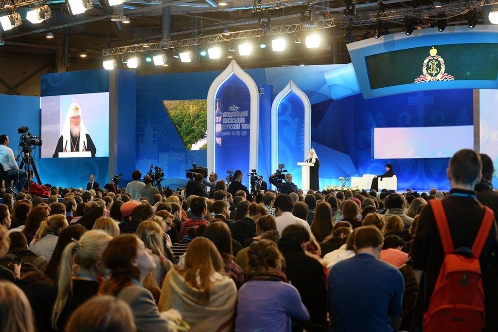 Патриарх Кирилл пообщается смолодежью наIII Международном православном консилиуме