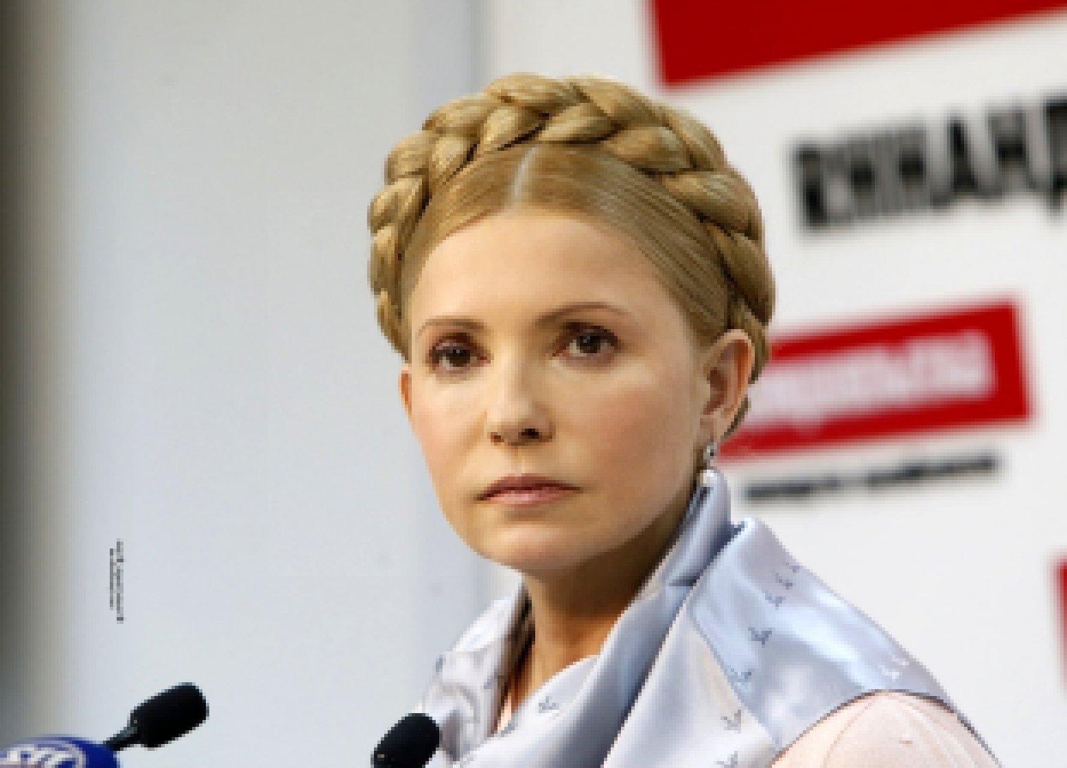 Тимошенко провела параллели между украинцами ирабами старинного Египта
