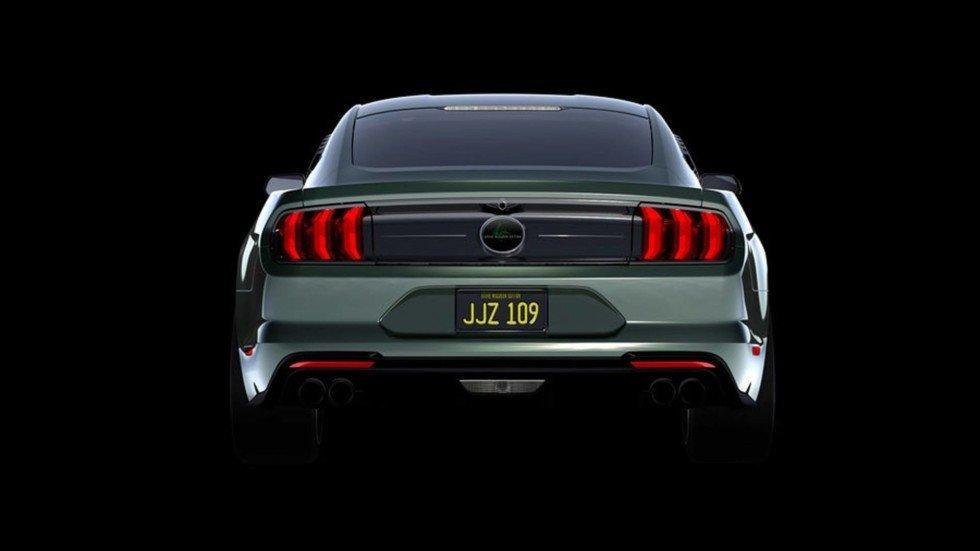 Тюнинг-ателье Steeda построило свою версию Форд Bullitt Mustang