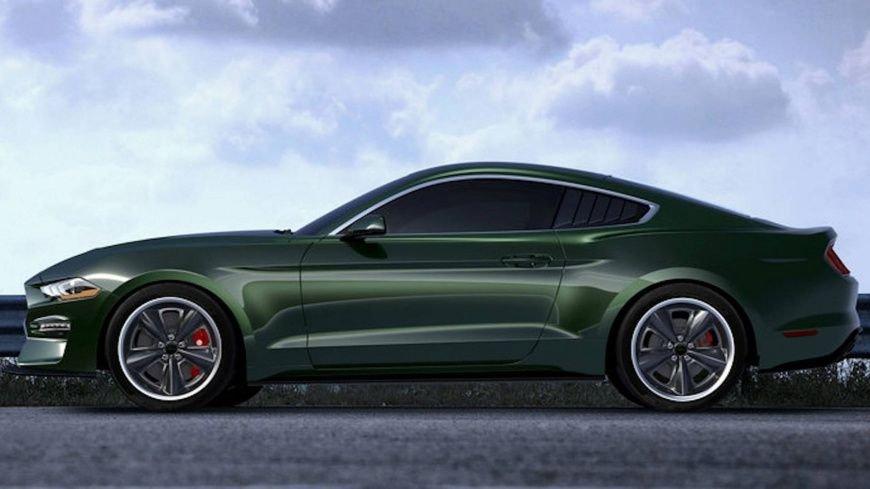 Тюнеры Steeda представили собственный Форд Bullitt Mustang