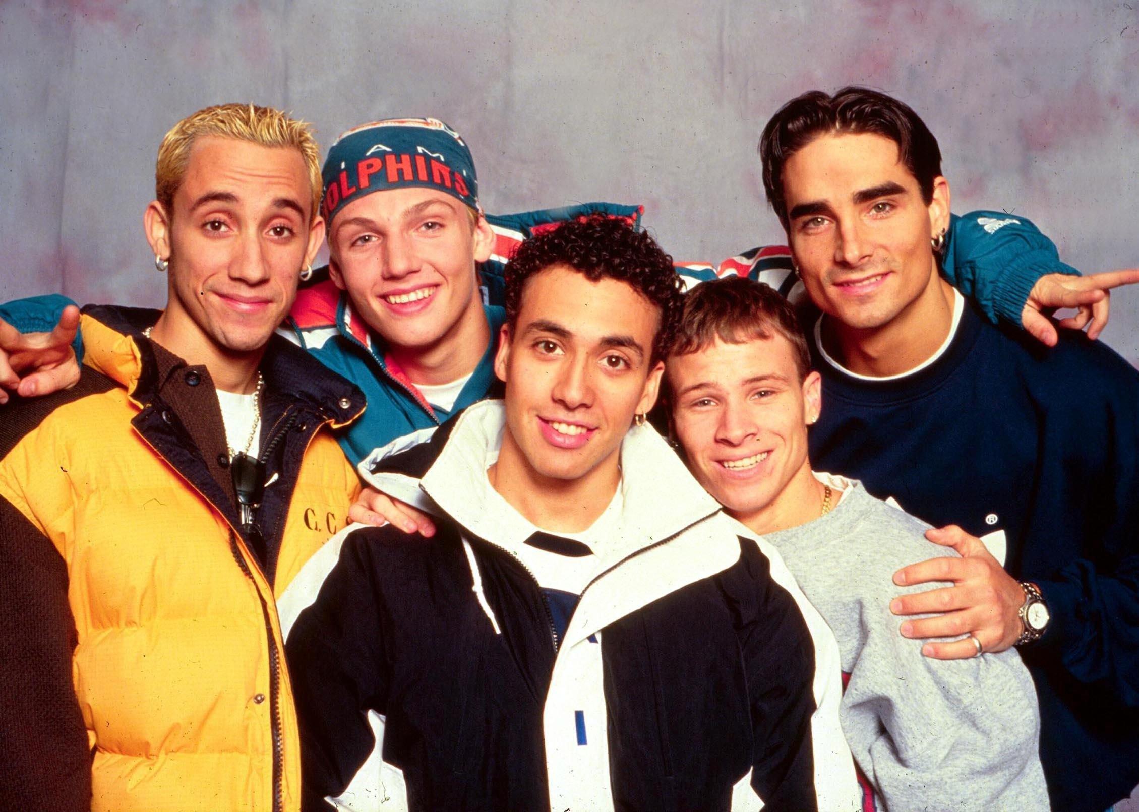 Наконцерте Backstreet Boys пострадало 14 человек