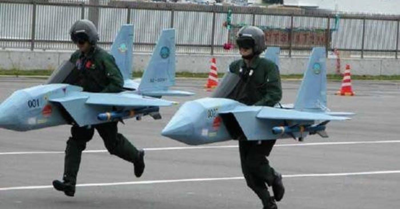 Специалист назвал «новинки» украинской военной техники муляжами