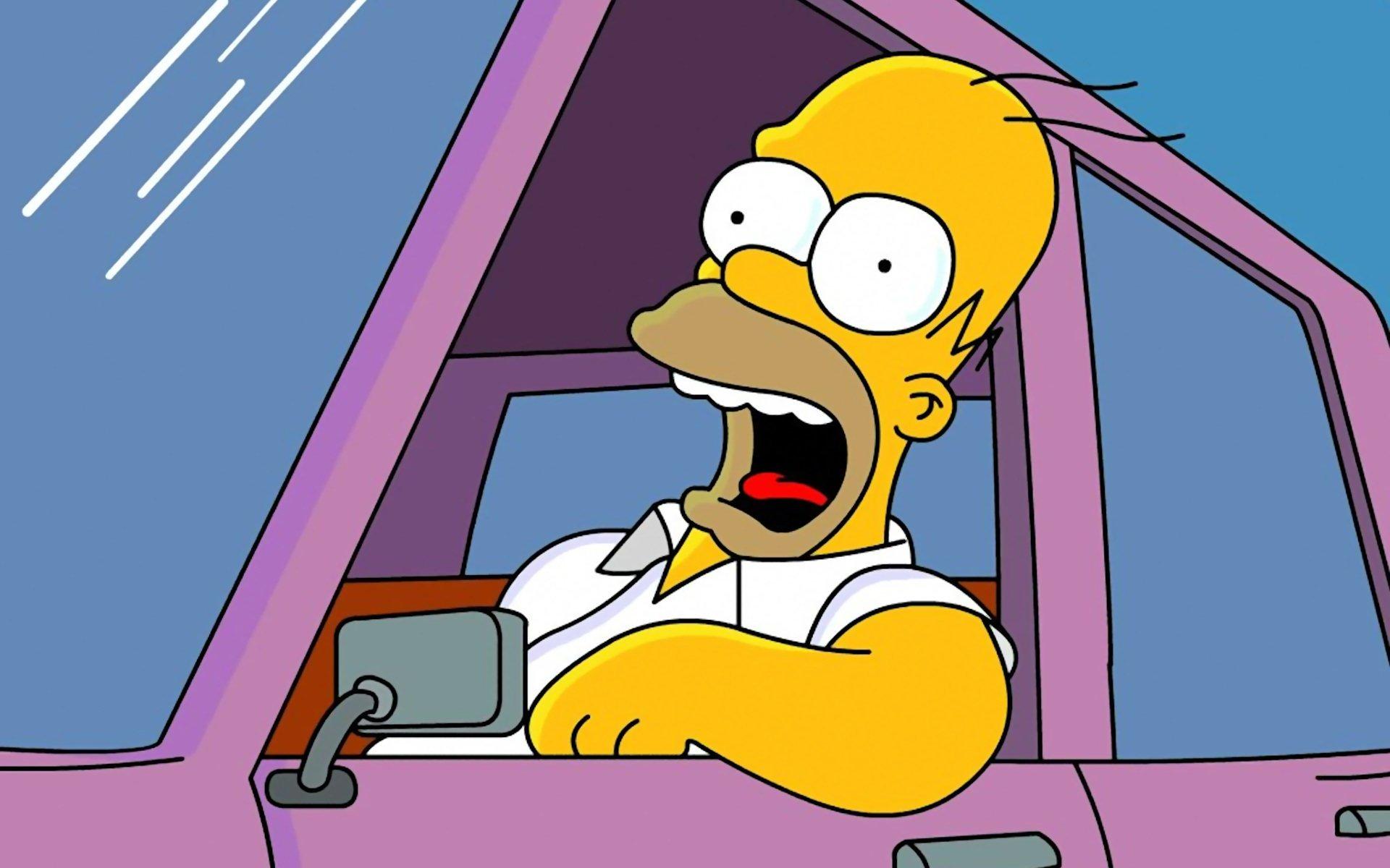 «Живой» Гомер испугал создателя «Симпсонов» (3)