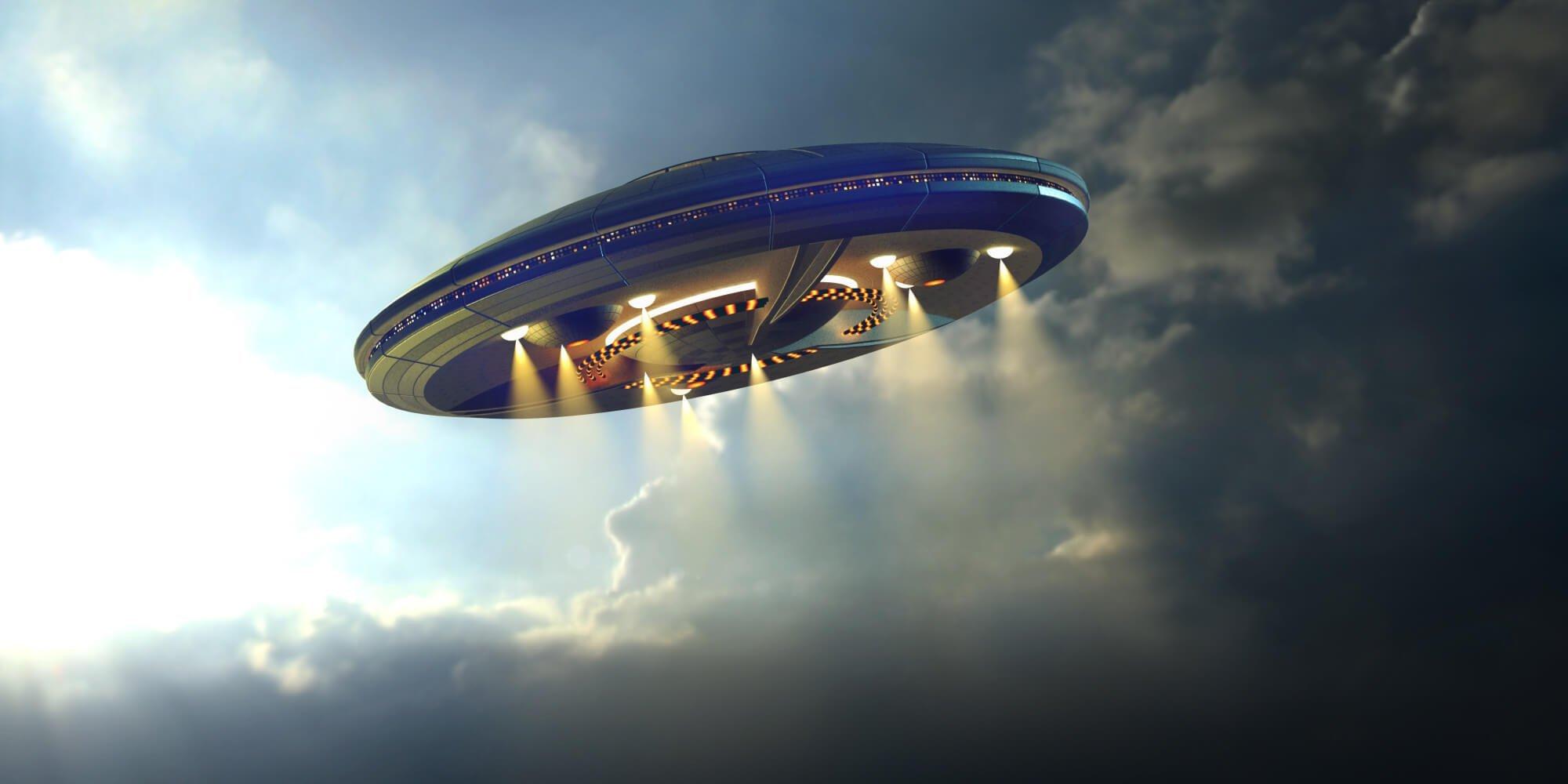 На фото Google Maps обнаружили серебристый НЛО