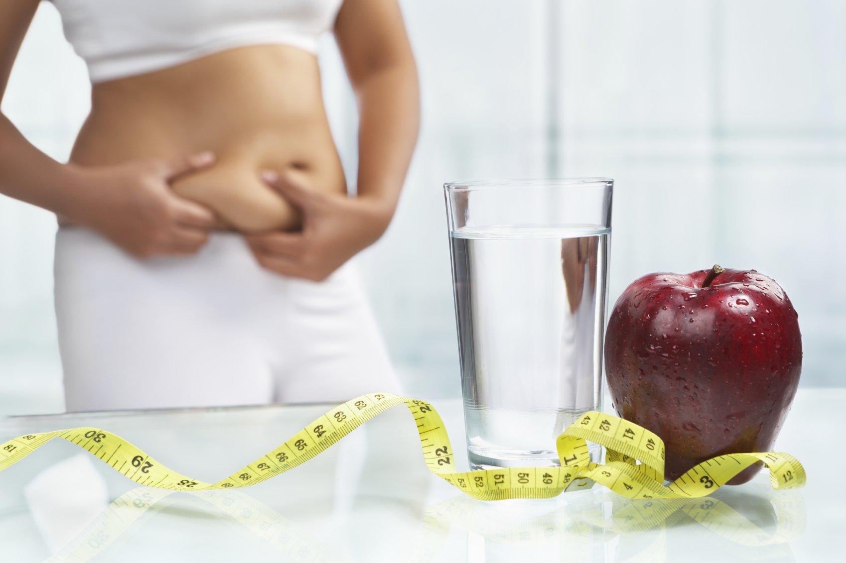 Как похудеть с простыми средствами
