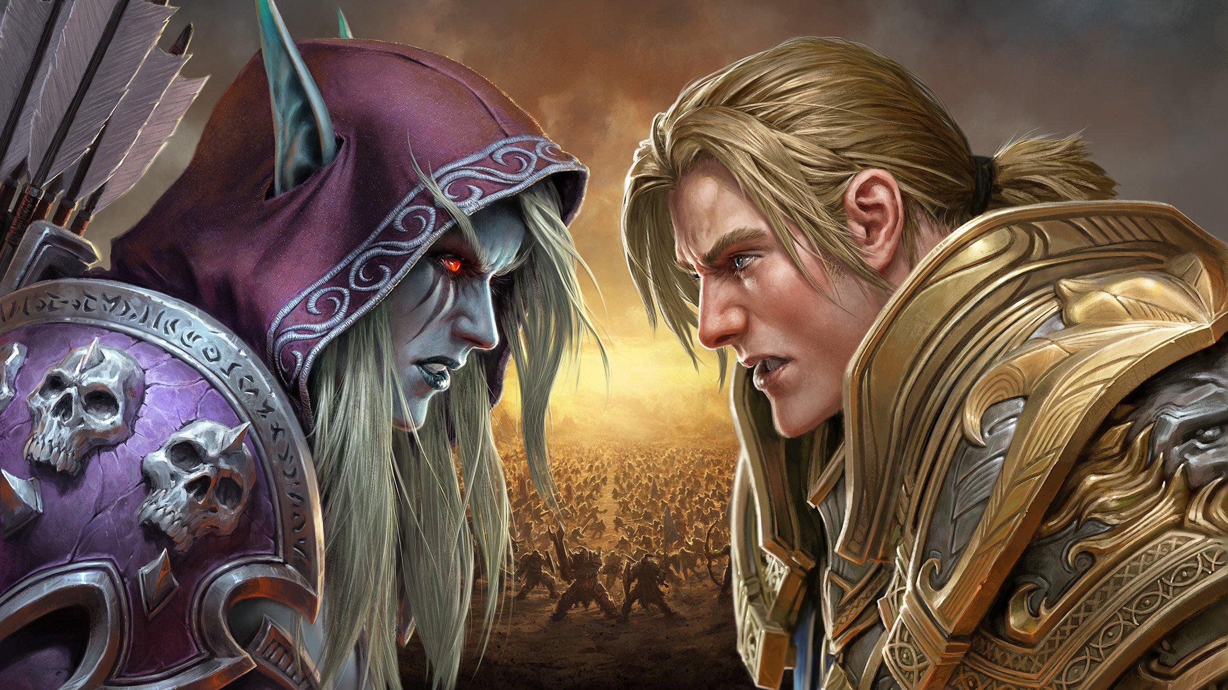 За союз! Battle for Azeroth стало самым продаваемым дополнением для WoW