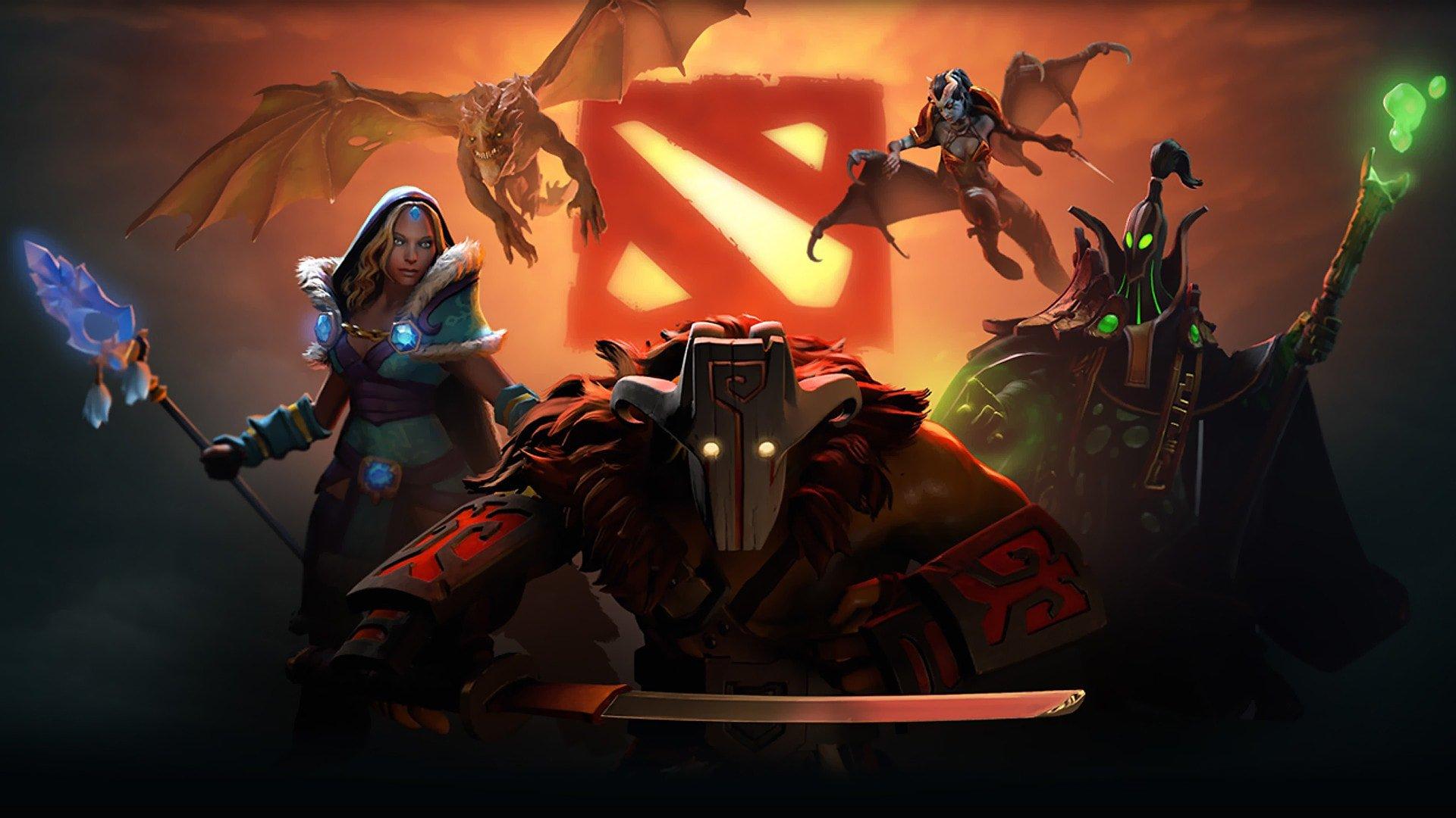 Valve для Dota 2 представила двух новых героев— Grimstroke уже вигре