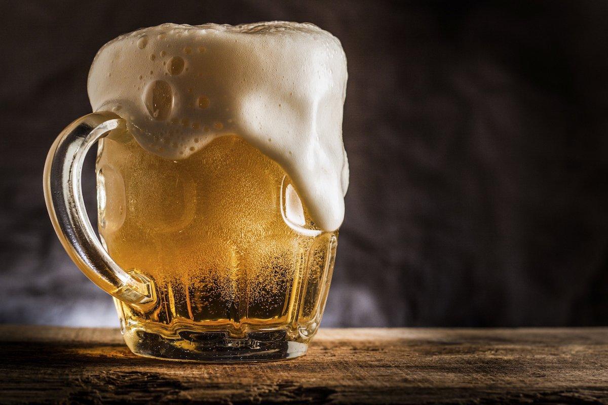 любит картинка пенящегося пива жена
