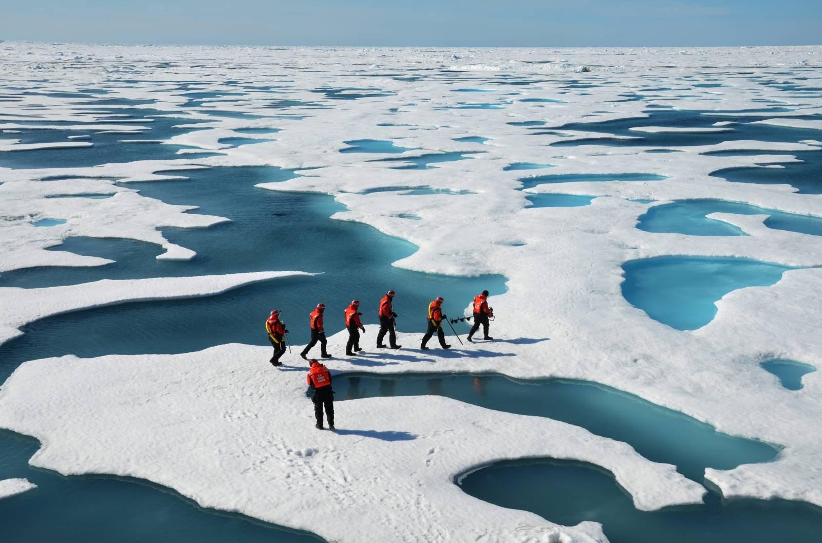 Ученые сообщили окритическом потеплении вАрктике