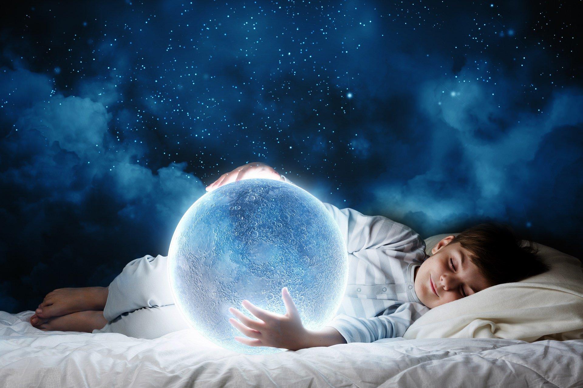 является необычные сны картинки нему может каждый