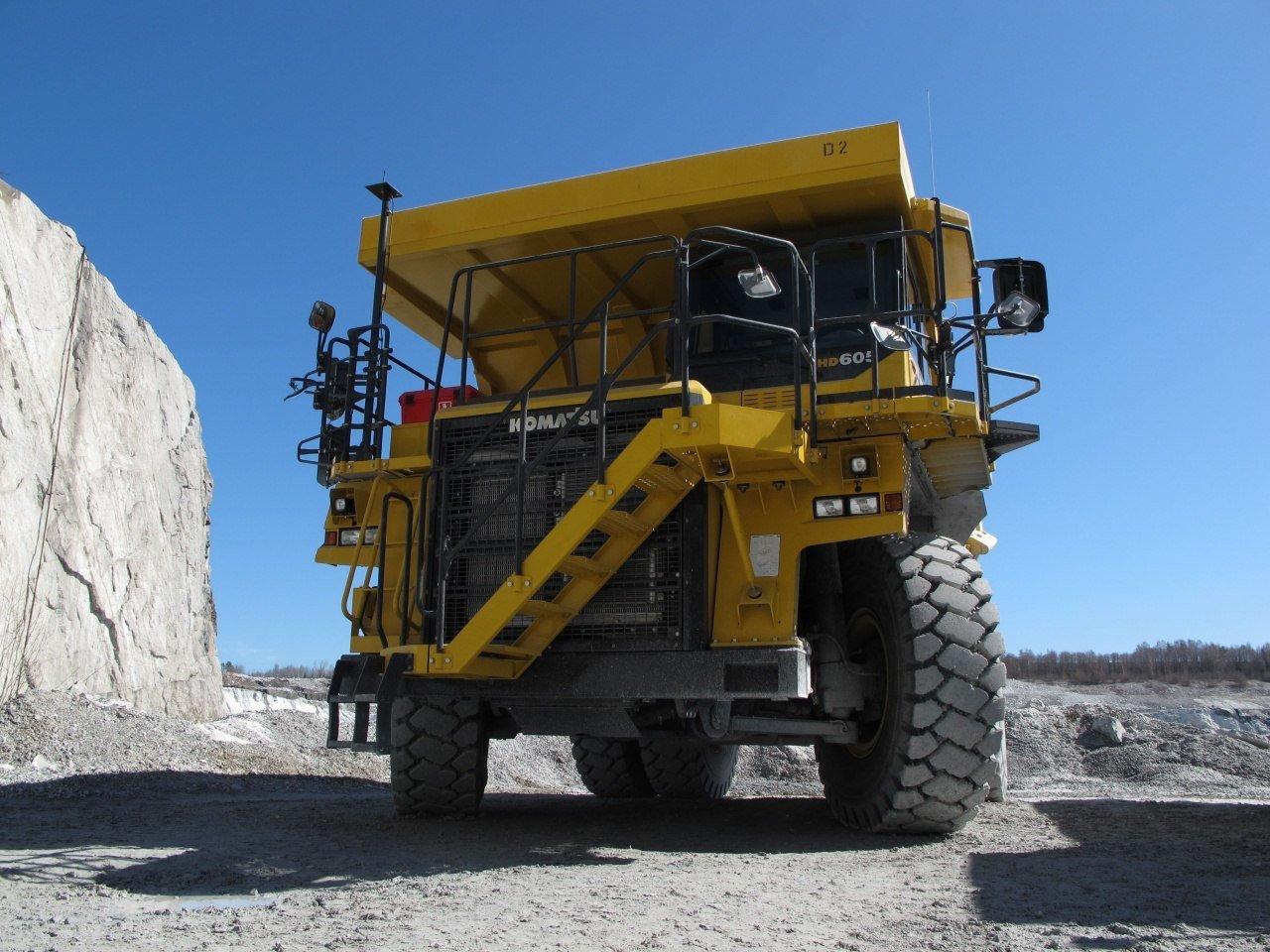 Создан самый тяжелый электрокар вмире весом 45 тонн