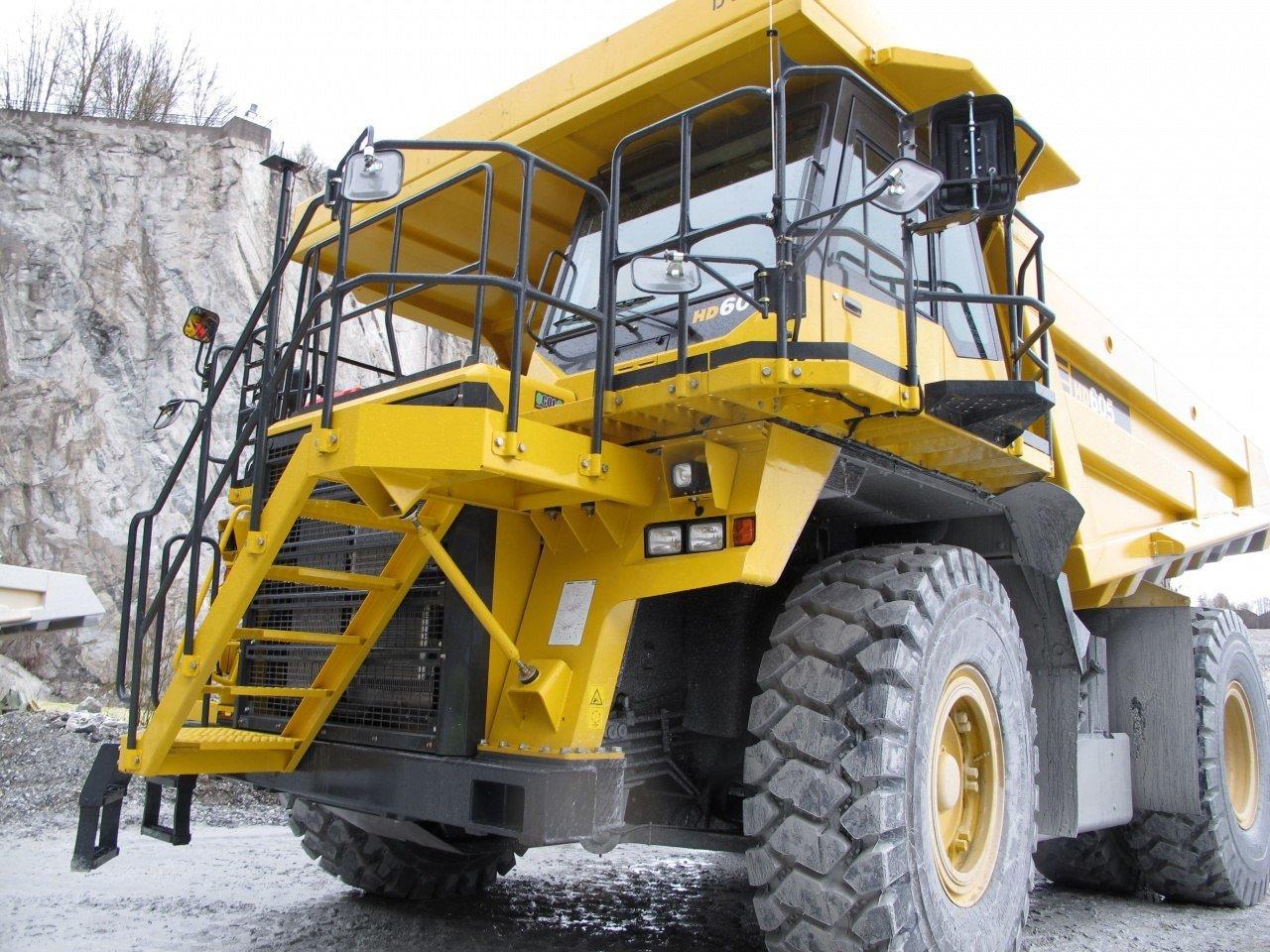 Создан самый тяжелый электрокар вмире весом в45 тонн