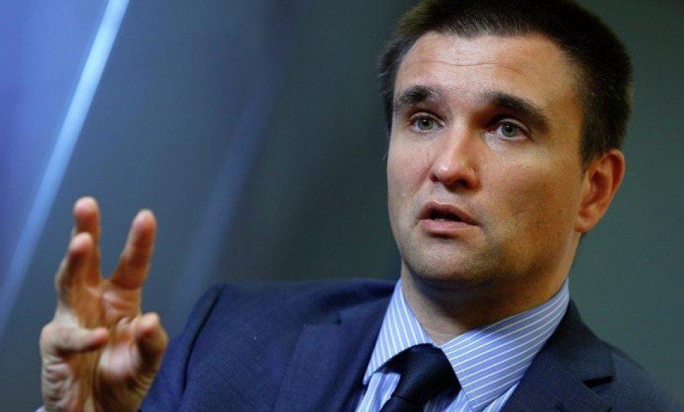 МИД Украины обвинил РФ вотсутствии водоснабжения вКрыму