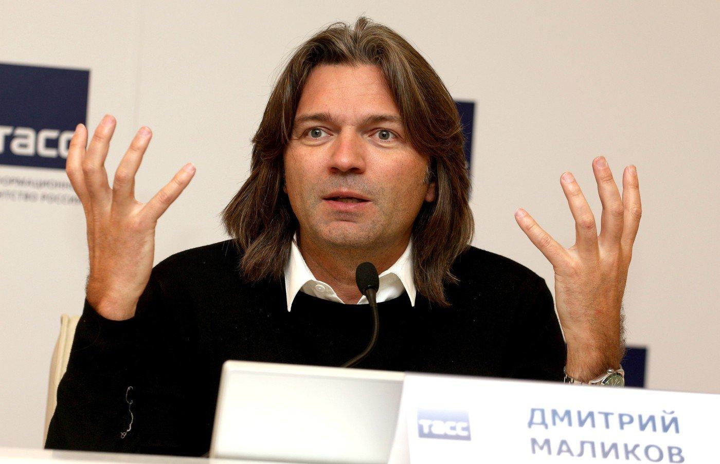 Дмитрий Маликов признался, что теряет зрение