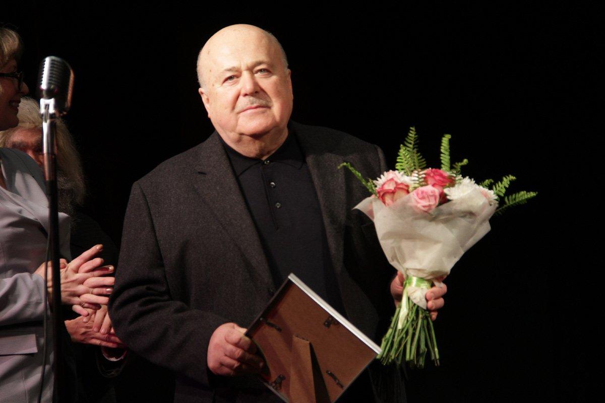 Александра Калягина наградили вРиме премией Гоголя