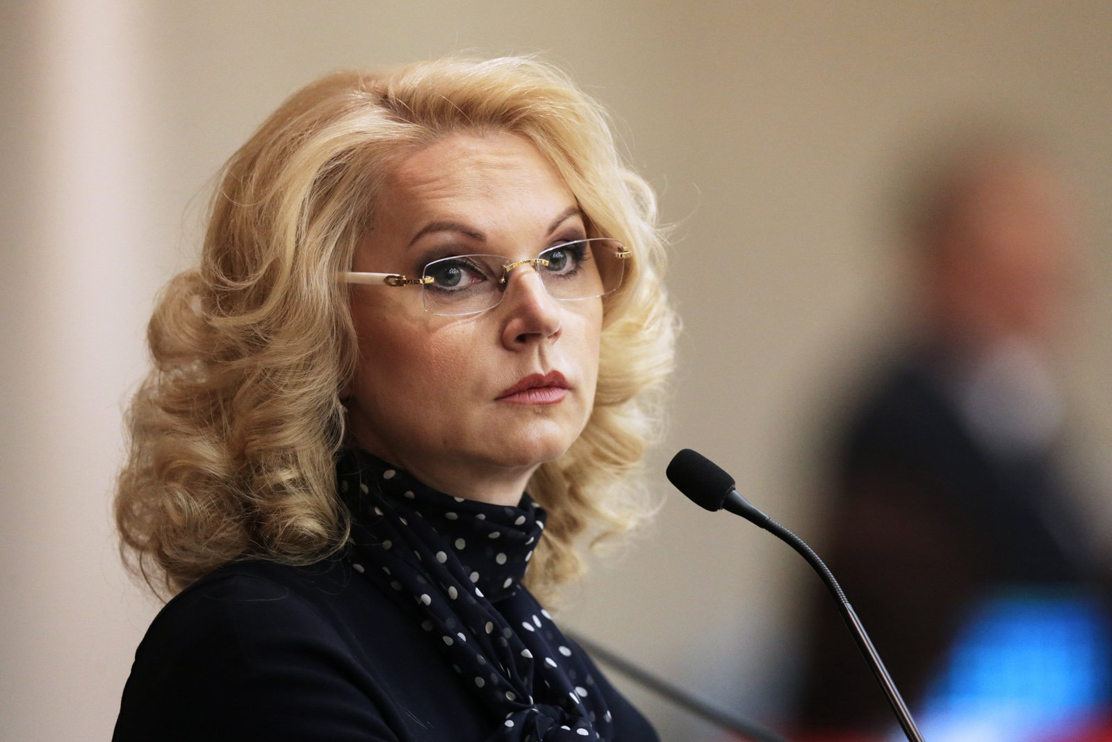 О чем нам скажет только Татьяна Голикова?