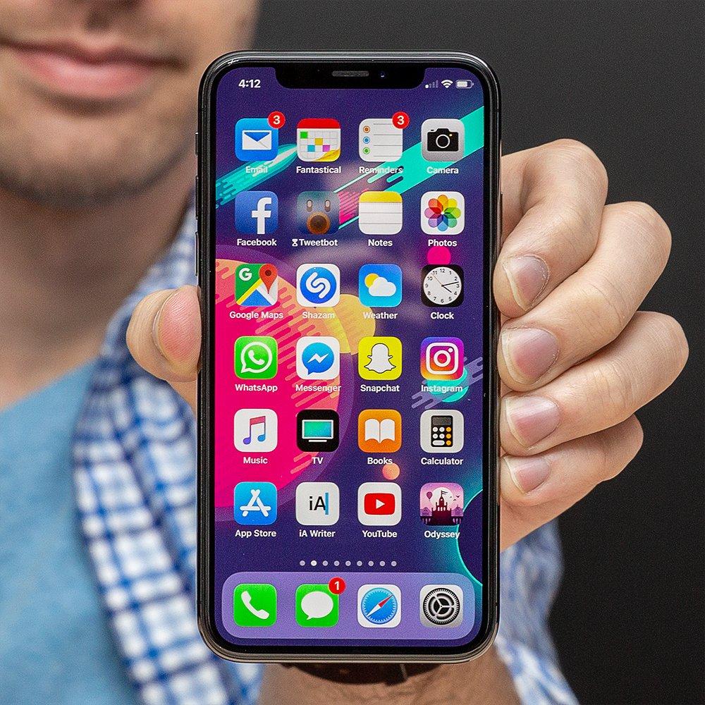 Apple следит запользователями при помощи iOS 12