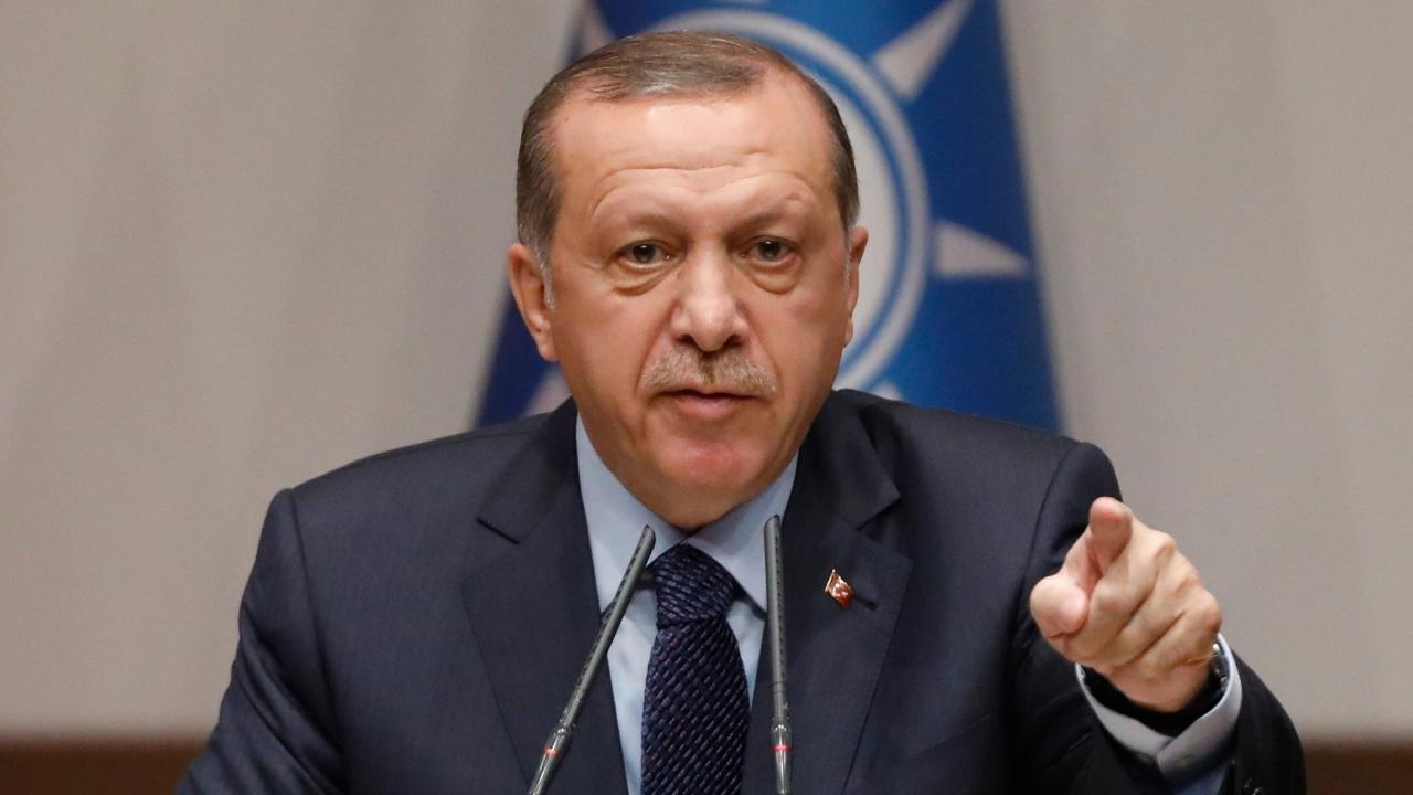 Эрдоган назвал главную угрозу для будущего Сирии