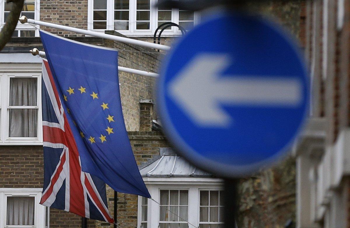Европейская комиссия потребовала отЛондона вернуть вбюджетЕС €2,7 млрд
