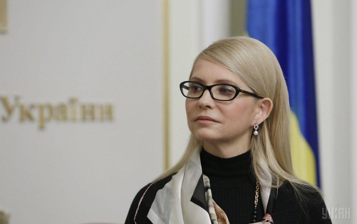 Тимошенко продолжает лидировать врейтингах претендентов  впрезиденты государства Украины