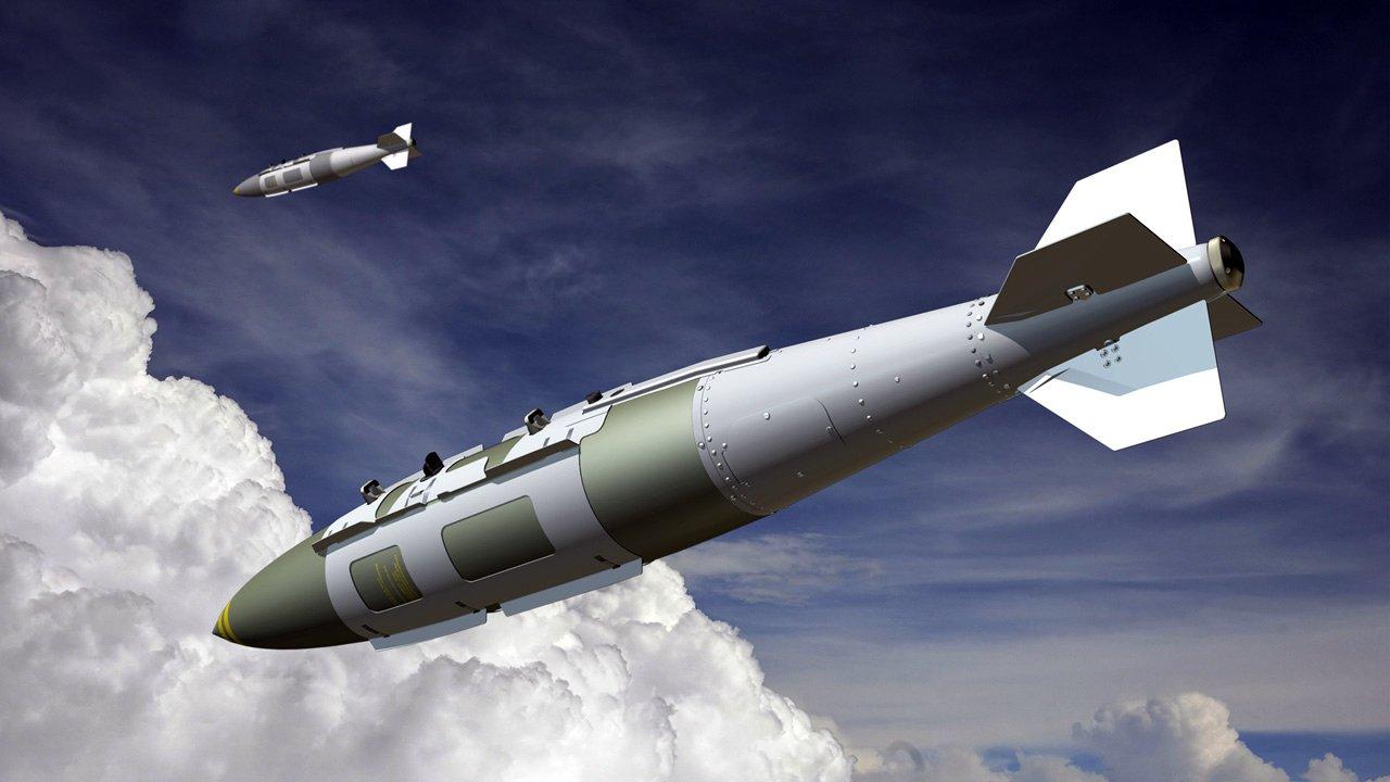 Япония разрабатывает сверхзвуковые планирующие бомбы