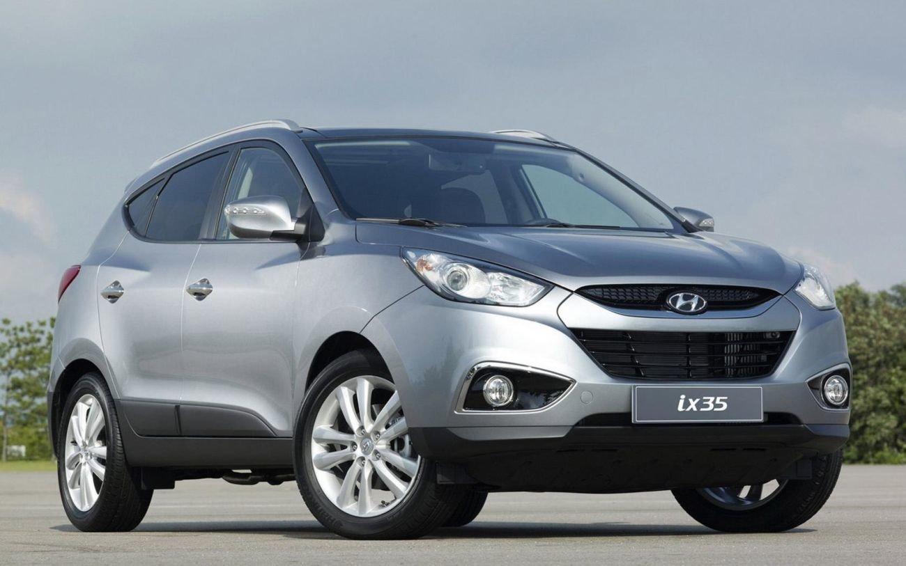 Кроссовер Hyundai ix35 нового поколения стал бестселлером в Китае