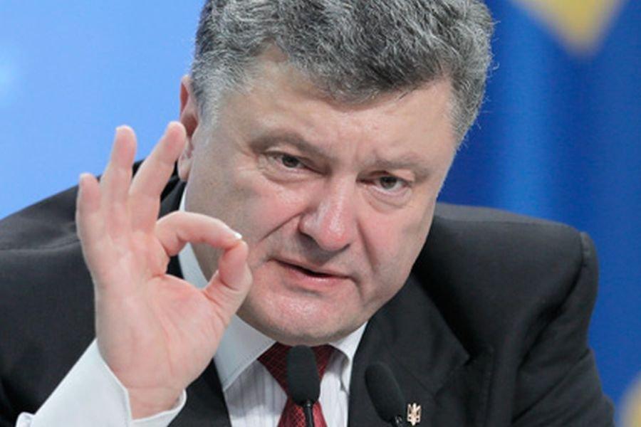 Порошенко заверил, что у него нет бизнеса в России и обвинил своих оппонентов во лжи