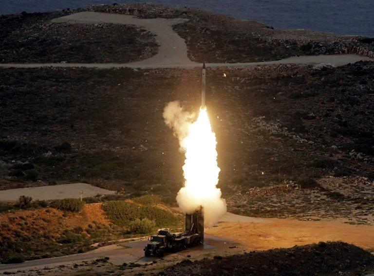 США иИзраиль провели тайное испытание украинских ракет собственной  авиацией