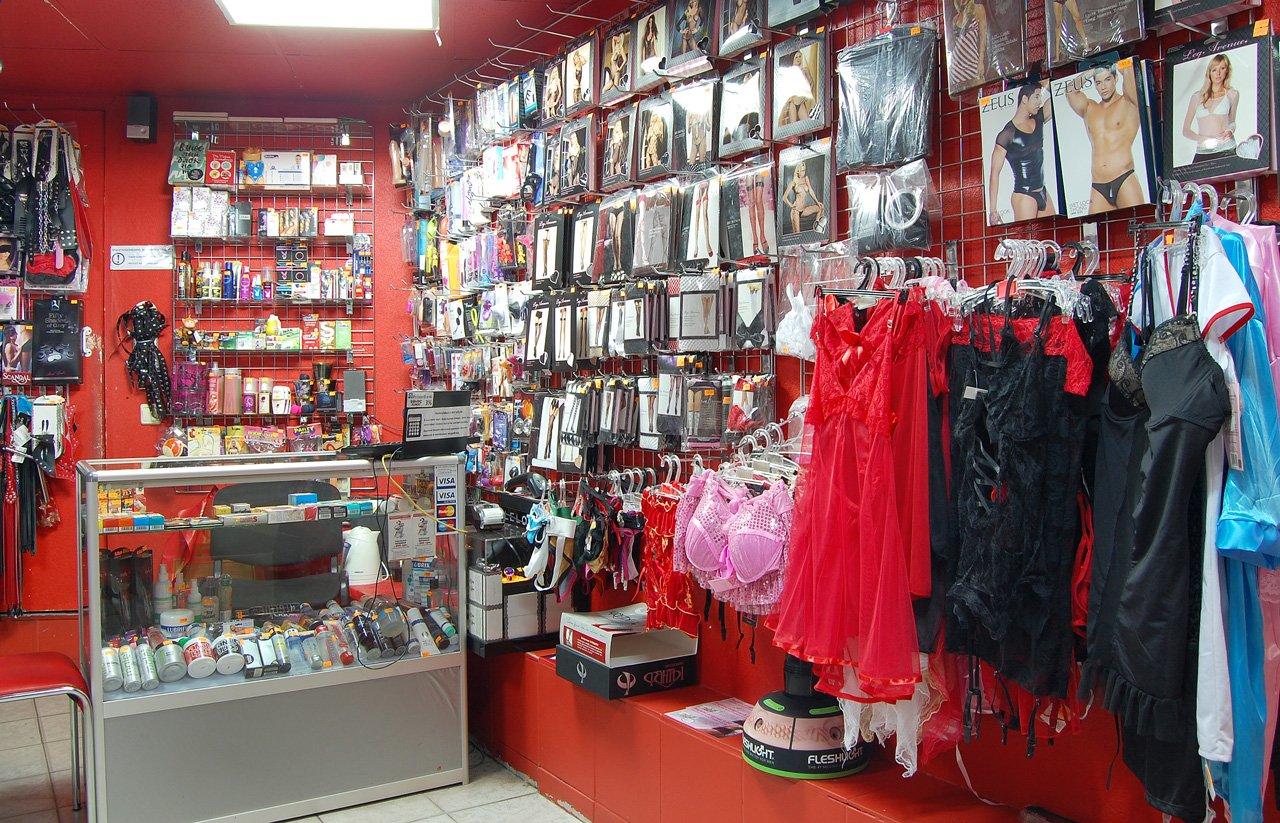 магазины интим-игрушек санкт-петербург стал