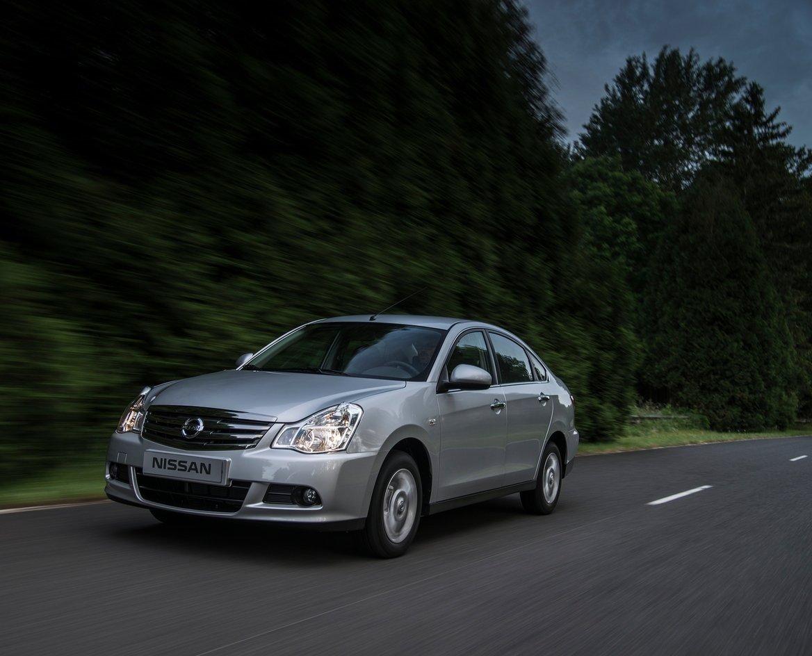 Nissan прекратил производство модели Almera в России