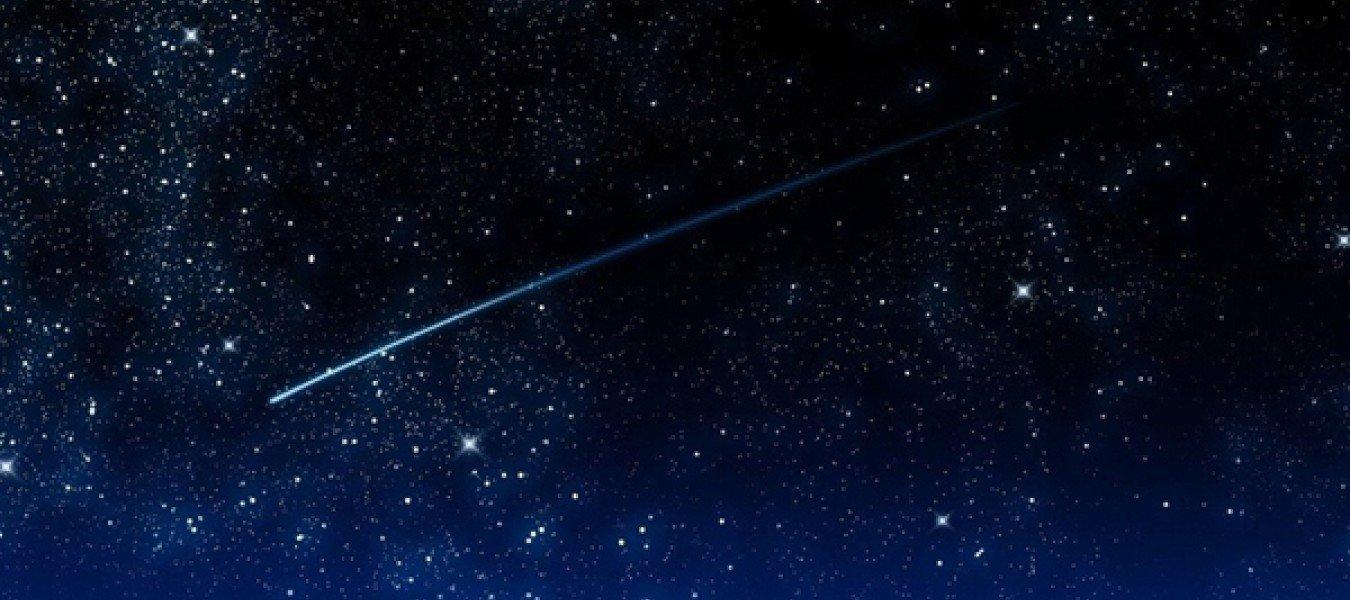 Картинки с эффектом падающих звезд