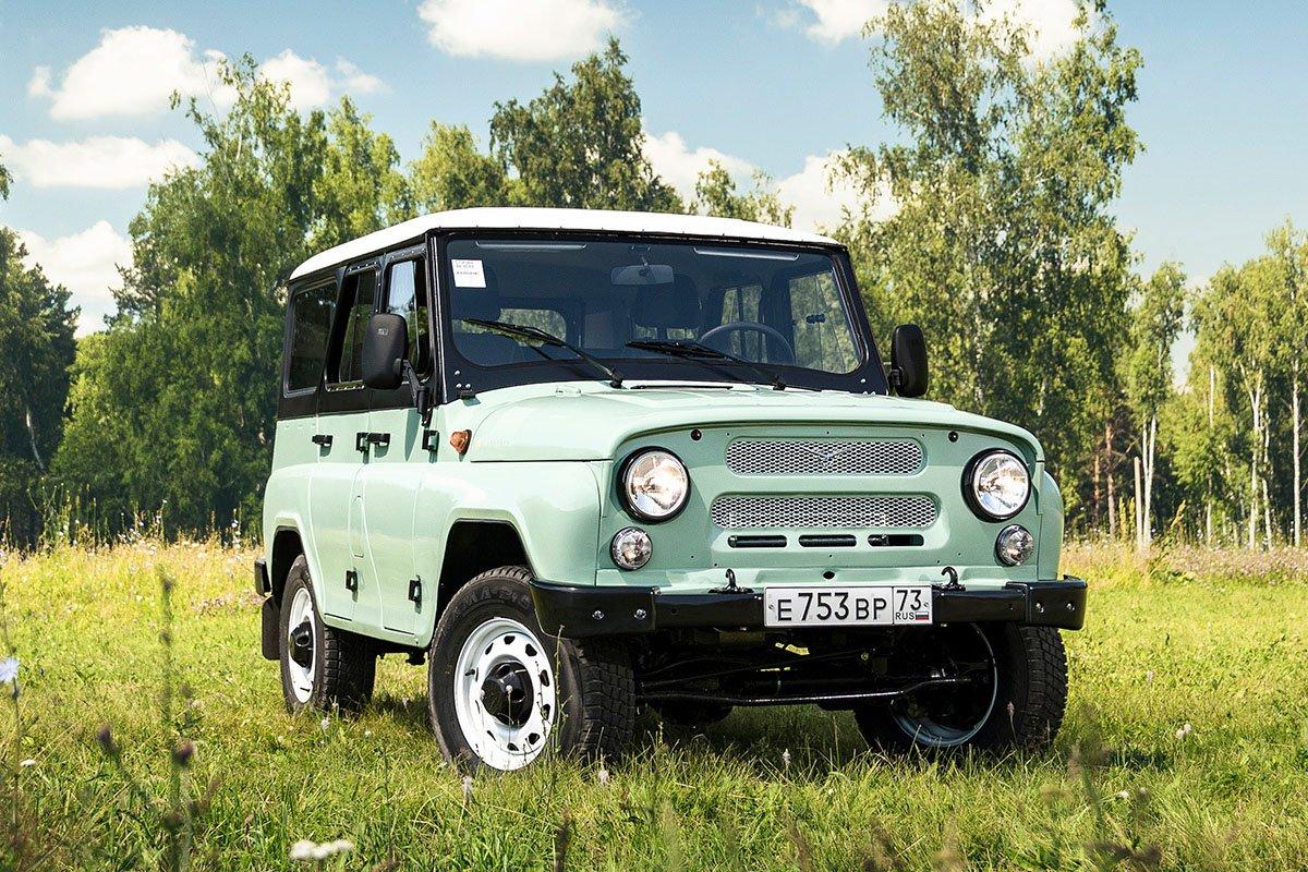 В «УАЗ» опровергли информацию опрекращении ОТС на вседорожный автомобиль «Хантер»