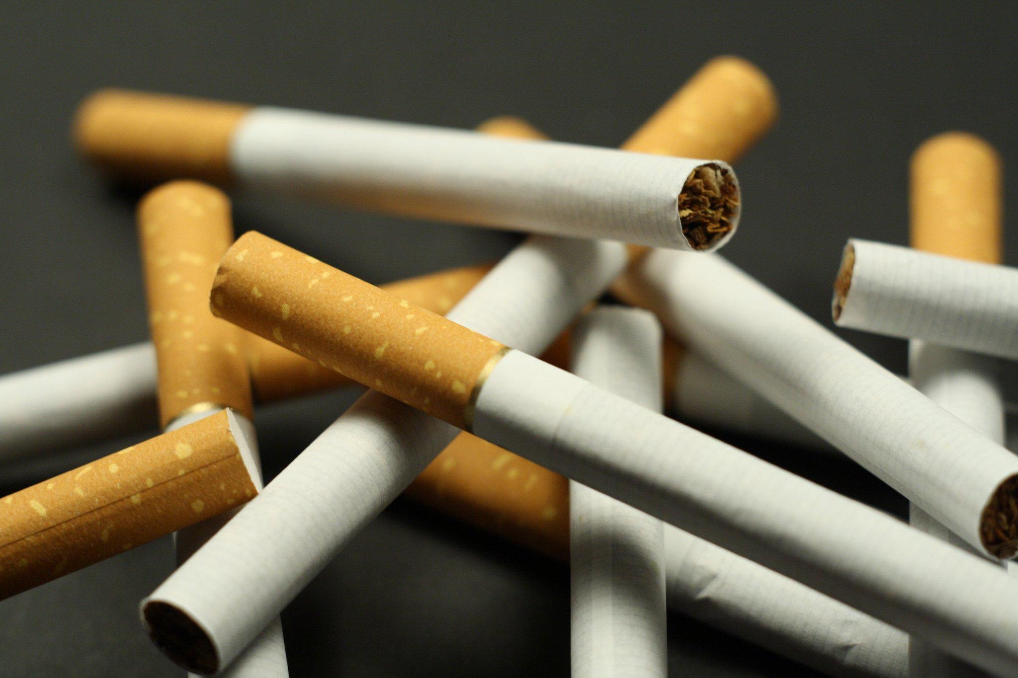 Картинка без сигареты