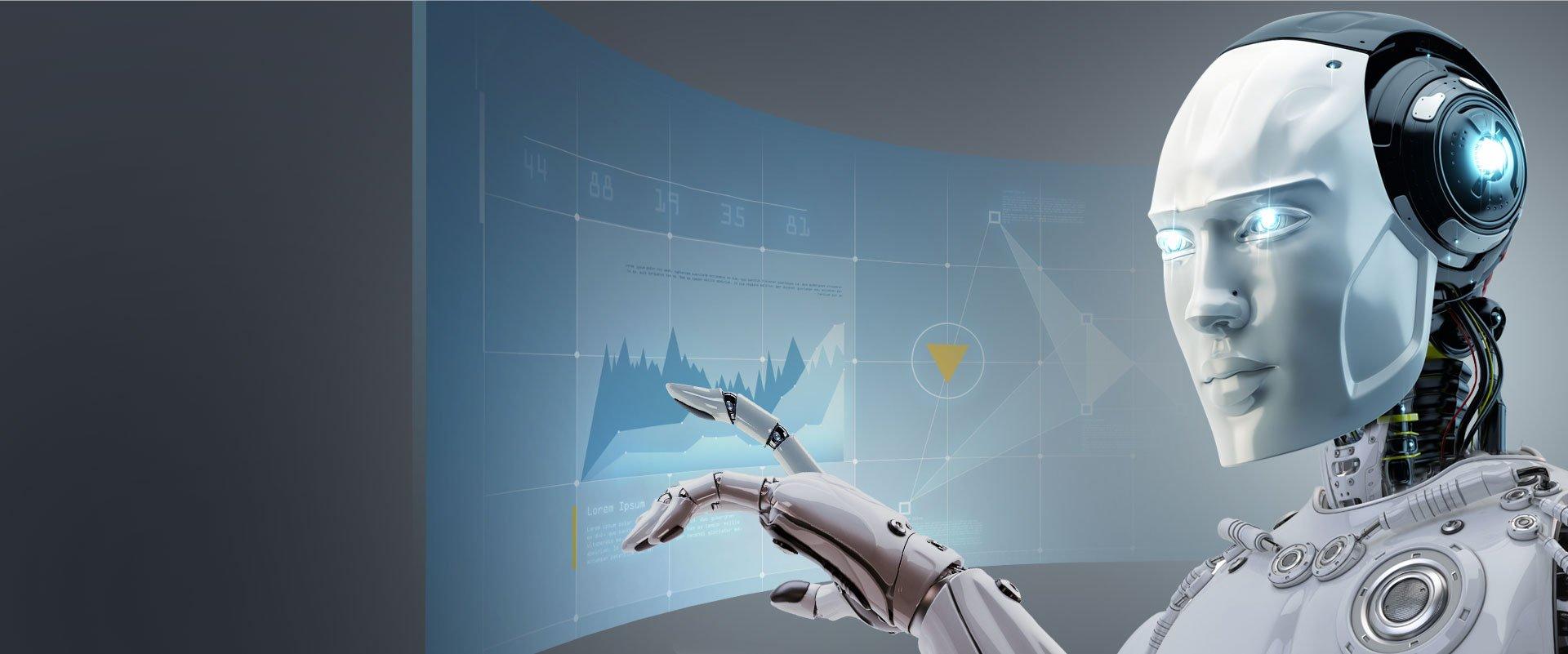 Торговые роботы картинках