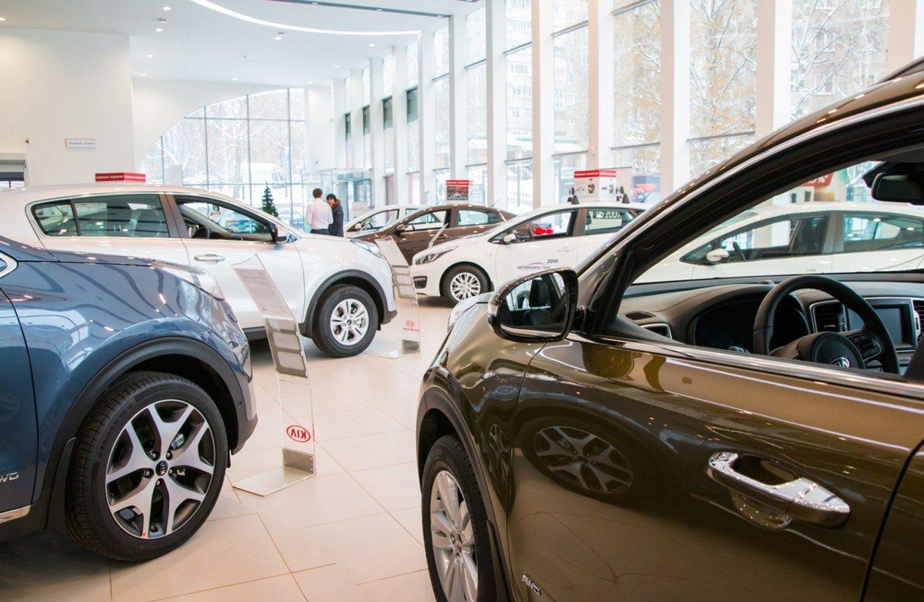 Процедура покупки нового авто в автосалоне в кредит