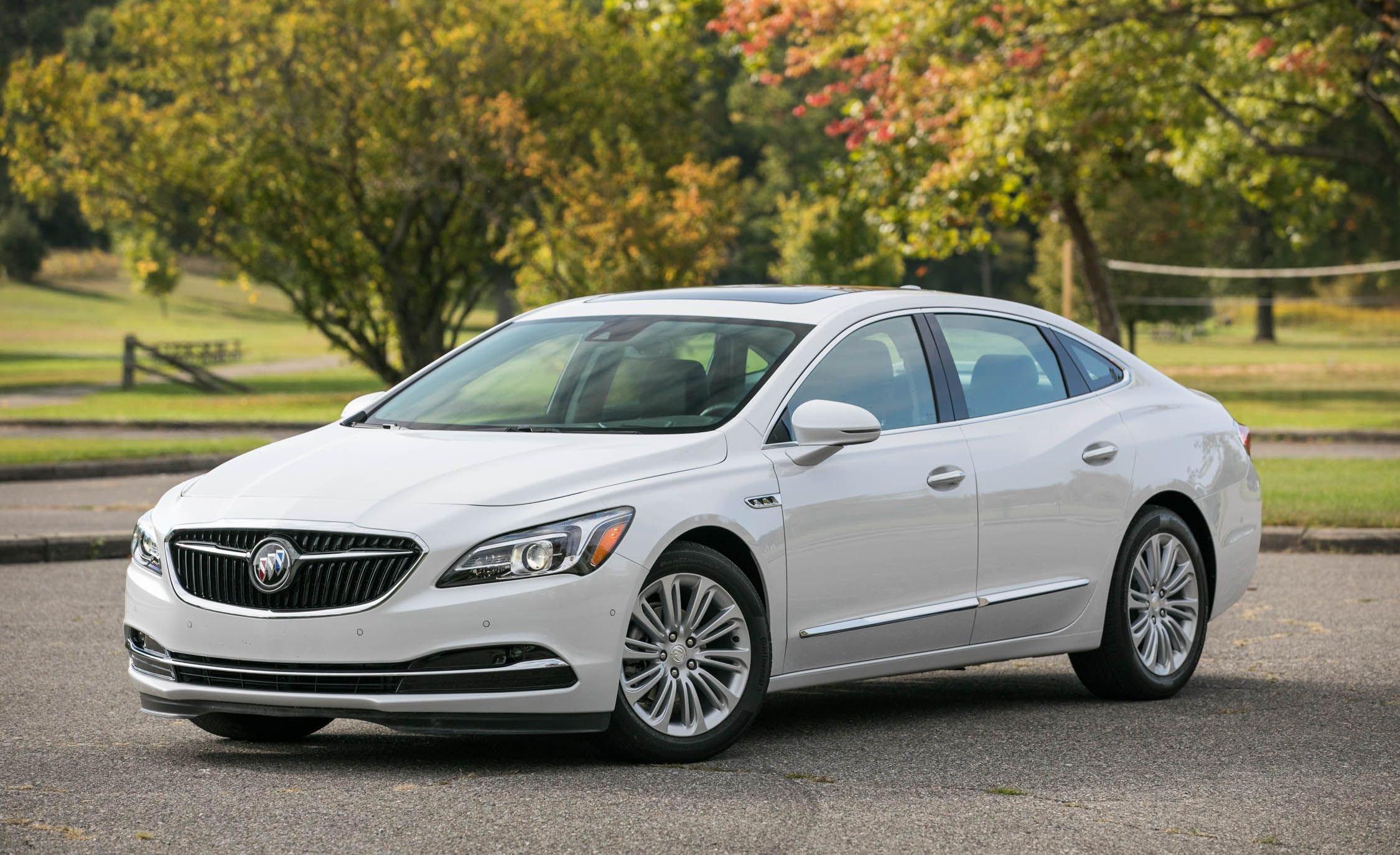 Вглобальной web-сети рассказали некоторые подробности улучшенного Buick LaCrosse