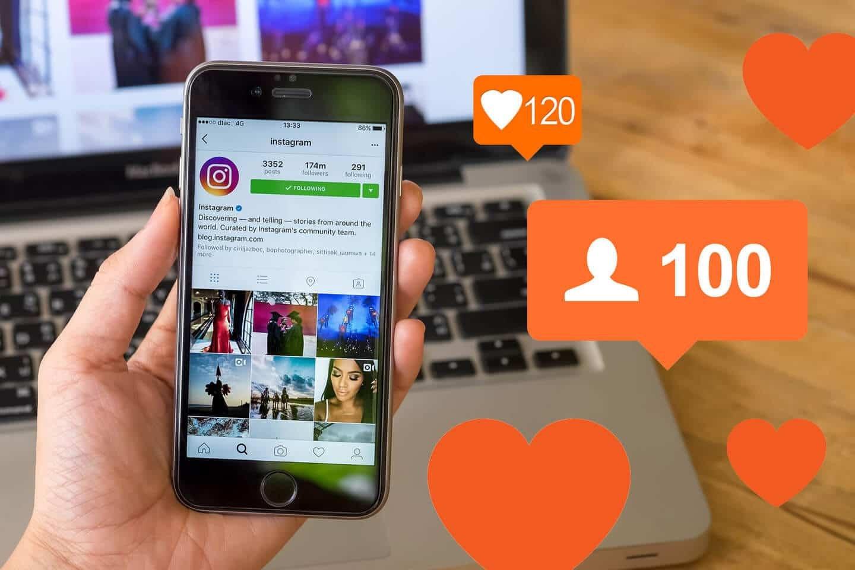 Социальная сеть Instagram пообещал удалять фейковые лайки, подписки икомментарии вместо подозрительных аккаунтов