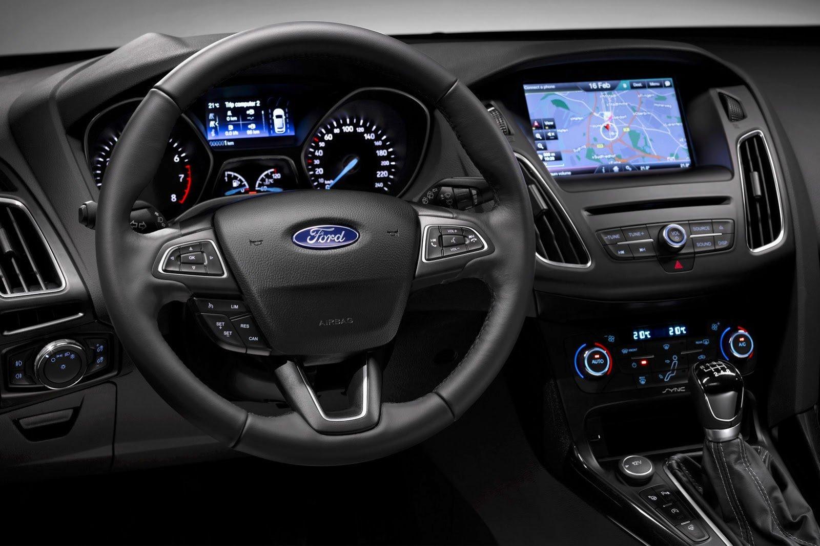 Форд решил сражаться с«запахом нового автомобиля»