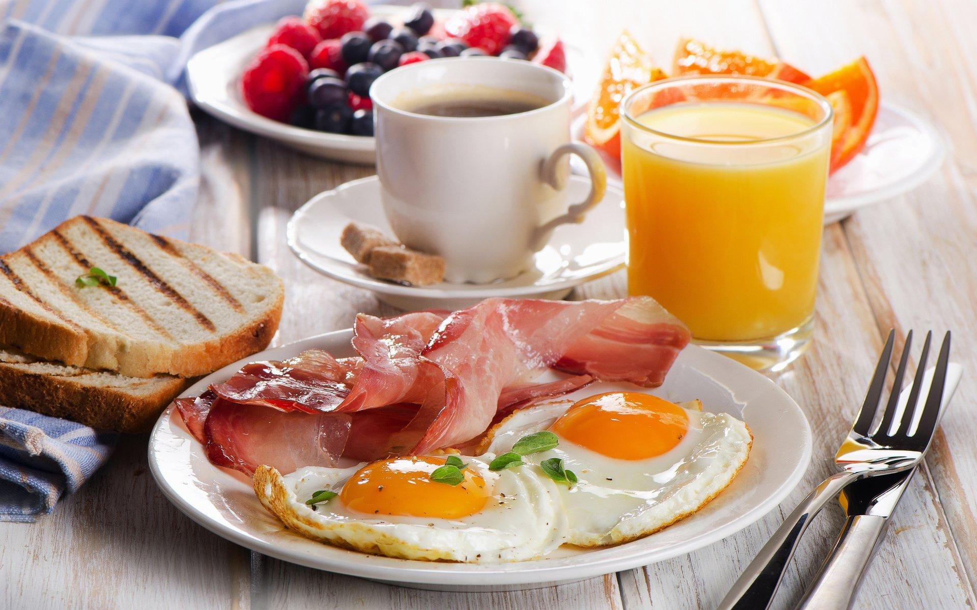 утренние завтраки в картинке после пункции