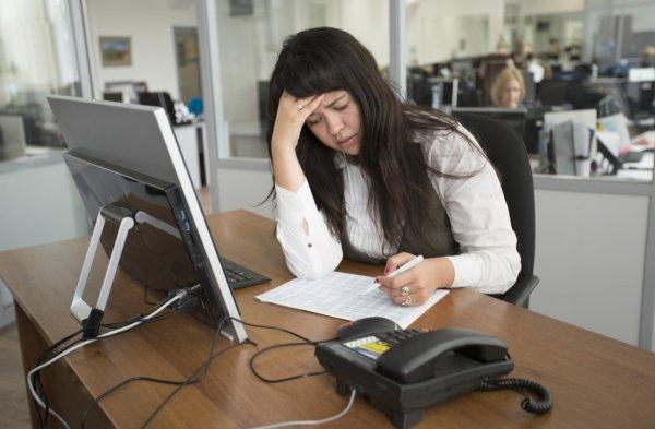 Длительная работа пагубно влияет на психическое здоровье людей - учёные